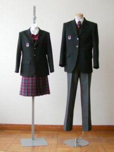 犬山南高等学校の制服