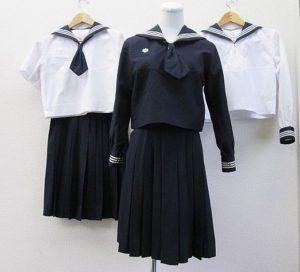 十文字女子高校の制服