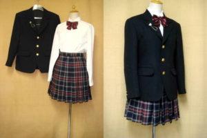 桐ヶ丘高校の制服