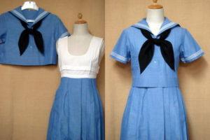 福岡女学院高校の制服