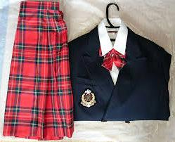 東奥義塾高校の制服