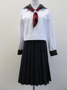 関東国際高等学校の制服