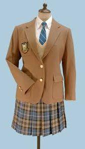 品川女子学院の制服