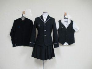 日ノ本学園高校の制服