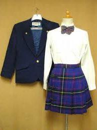 品川エトワール女子高等学校の制服