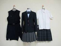 不二女子高校の制服