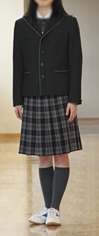 札幌光星高等学校の制服