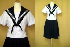 桜花学園高校の制服