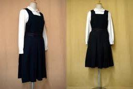 京都聖母学院の制服