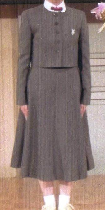 宝塚音楽学校の制服