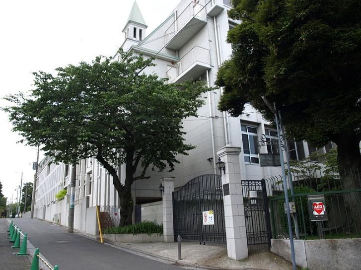 横浜雙葉中学校・横浜雙葉高校の制服