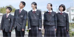 山口県中学校高校の高額買取制服一覧と相場