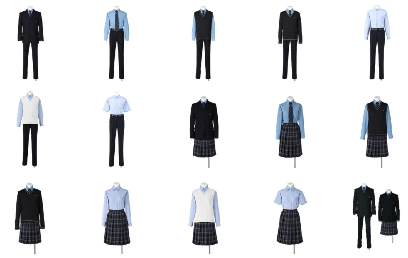 城東高等学校 徳島県 制服買取