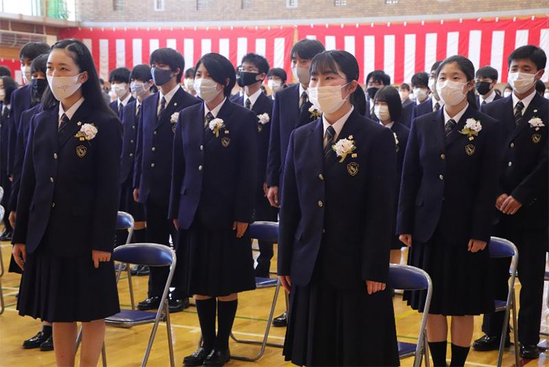 片山学園中学校・高等学校 富山県 制服買取