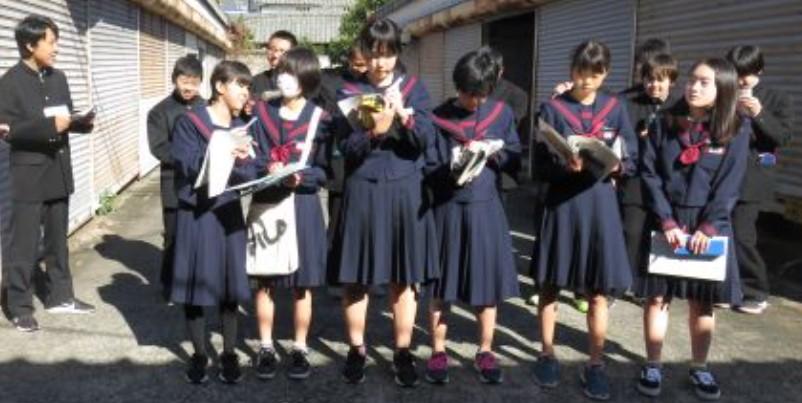 粉河中学校 和歌山県 制服買取