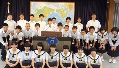 丸岡南中学校 福井県 制服買取