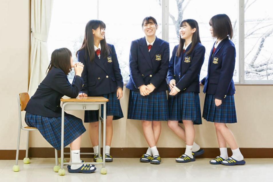 皆美が丘女子高等学校 島根県 制服買取