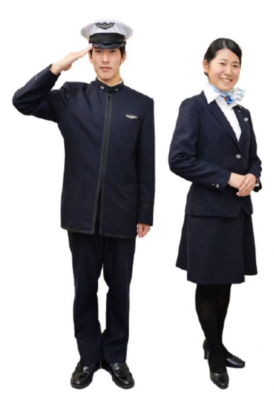 日本航空高等学校 山梨県 制服買取