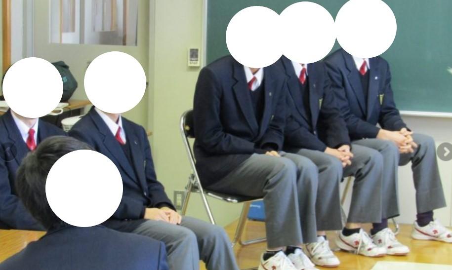 西目高等学校 秋田県 制服買取