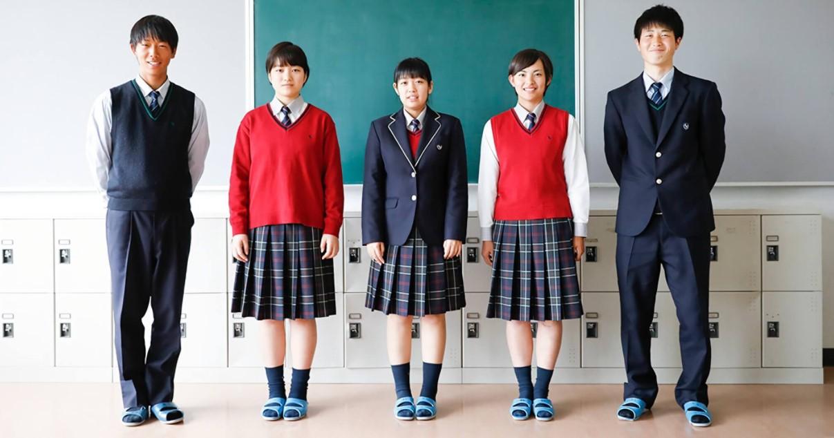 米子松蔭高等学校 鳥取県 制服買取