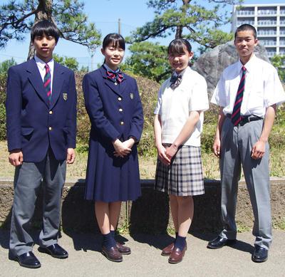 川越南高等学校 埼玉県 制服買取