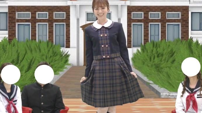 福岡女子高等学校 福岡県 制服買取
