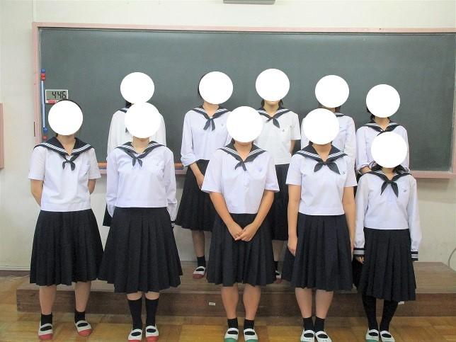 水戸第三高等学校 茨城県 制服買取