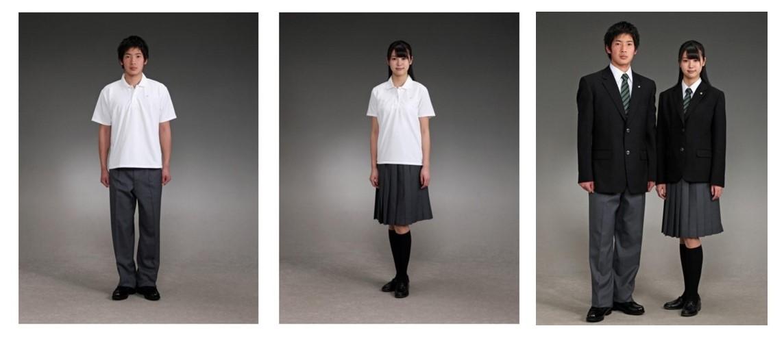 群馬県 制服買取 西邑楽高等学校