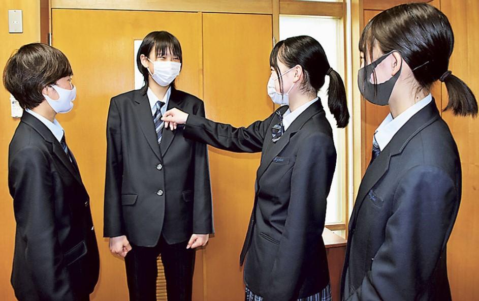清流館高等学校 静岡県 制服買取