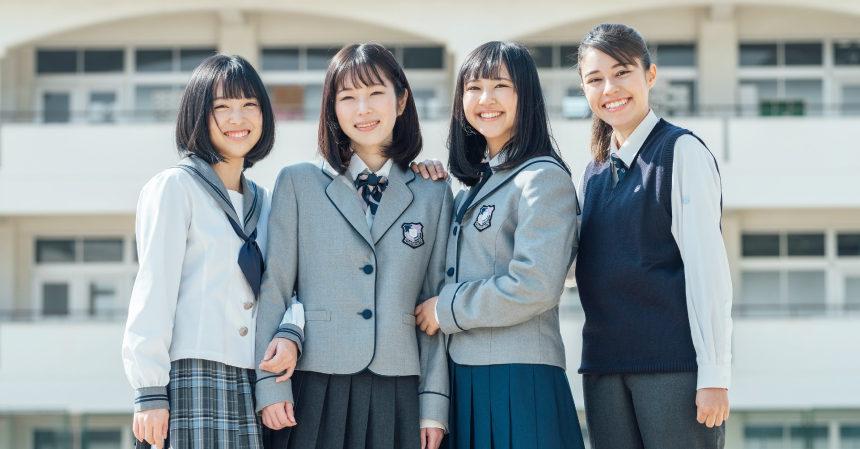 進徳学園進徳女子高等学校 広島県 制服買取