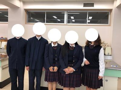 あさか開成高等学校 福島県 制服買取