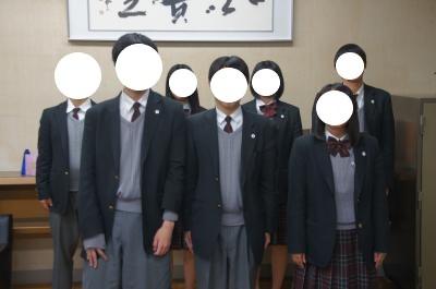 金沢伏見高等学校 石川県 制服買取