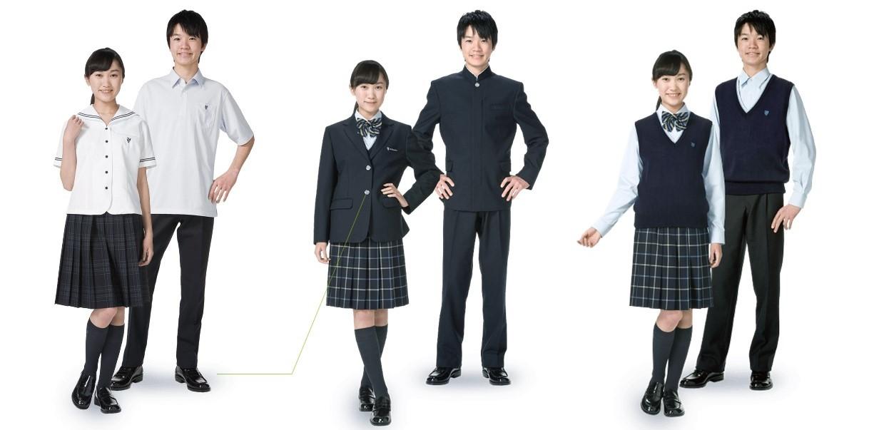 聖カタリナ学園高等学校 愛媛県 制服買取