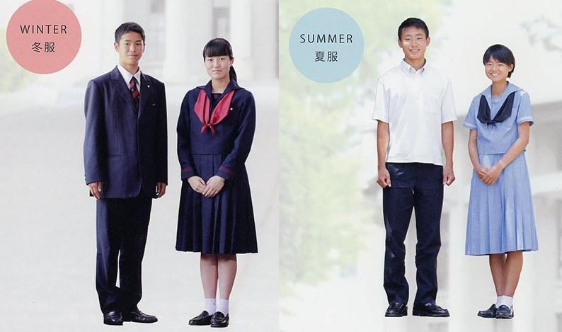 熊本県 制服買取 ルーテル学院中学校・高等学校