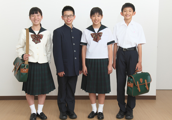 長崎日本大学中学校・高等学校 長崎県 制服買取
