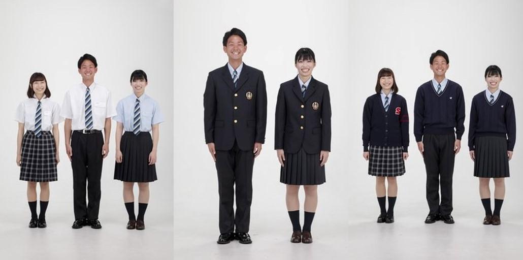 西大寺高等学校 岡山 制服買取