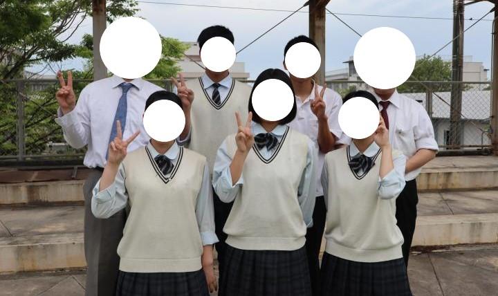 東温高等学校 愛媛県 制服買取