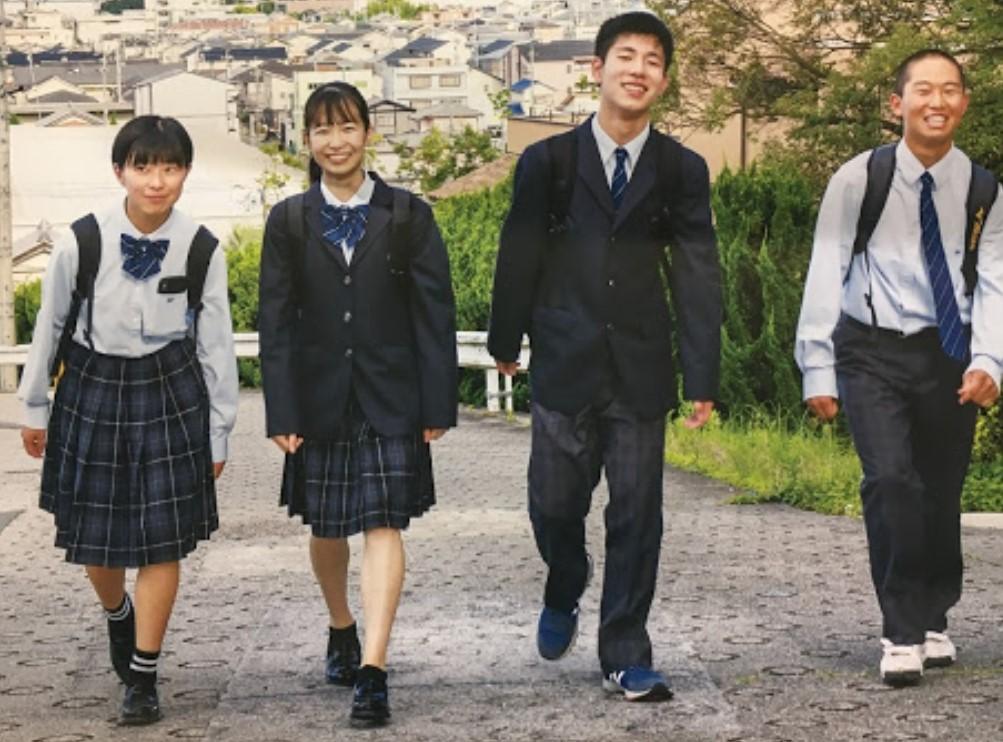 三重県 制服買取 四日市南高等学校